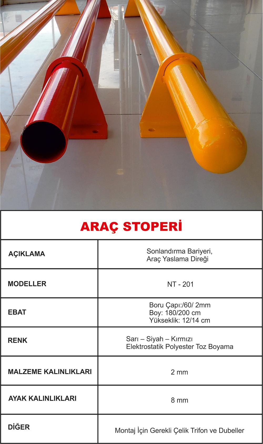 arac-stoperi